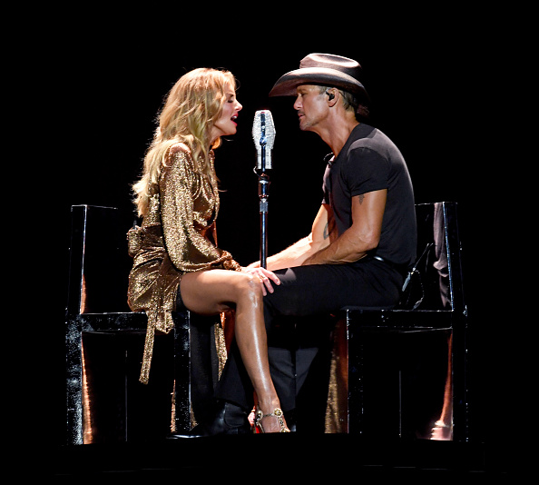 Tim McGraw「Tim McGraw And Faith Hill Perform At Staples Center」:写真・画像(0)[壁紙.com]