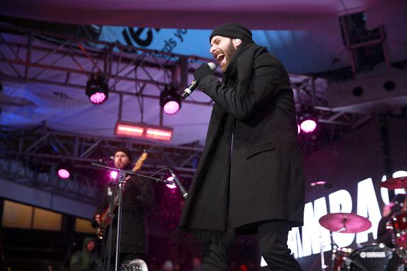 Super Bowl LII「X Ambassadors perform on the Verizon Up Stage at Super Bowl LIVE」:写真・画像(3)[壁紙.com]
