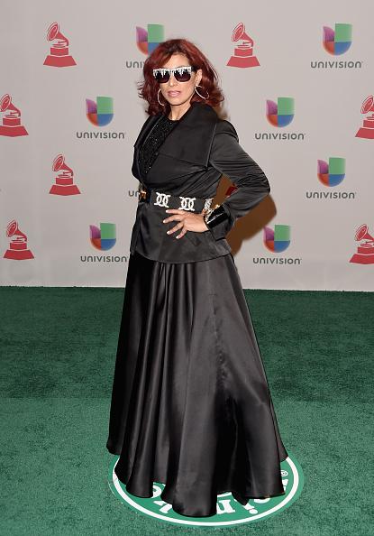 MGM Grand Garden Arena「15th Annual Latin GRAMMY Awards - Arrivals」:写真・画像(10)[壁紙.com]