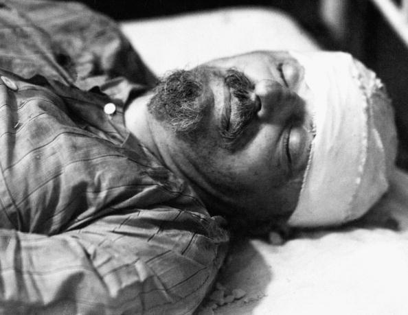 横位置「Trotsky's Deathbed」:写真・画像(8)[壁紙.com]