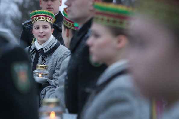 Tradition「Lithuania Celebrates 100th Anniversary Of Restoration Of Statehood」:写真・画像(7)[壁紙.com]