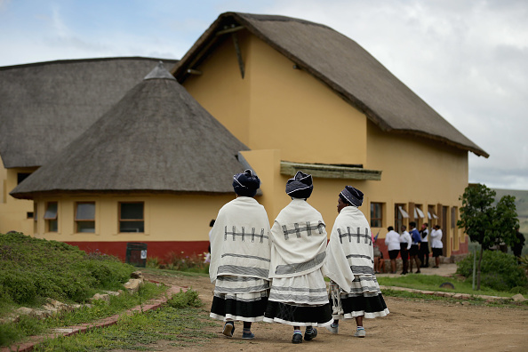 Tradition「Preparations Are Being Made In Qunu Ahead Of the Funeral For Nelson Mandela」:写真・画像(18)[壁紙.com]
