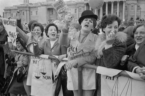 1960-1969「Equal Pay for Women」:写真・画像(3)[壁紙.com]