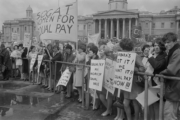 Human Rights「Equal Pay for Women」:写真・画像(5)[壁紙.com]