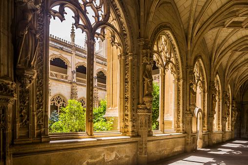 Cloister「San Juan de los Reyes Monastery, the cloister」:スマホ壁紙(8)
