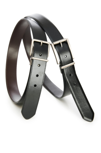 Belt「Leather belt isolated on the white background」:スマホ壁紙(18)