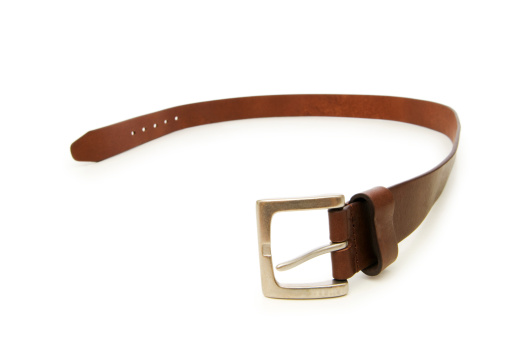 Belt「Leather belt isolated on the white background」:スマホ壁紙(19)