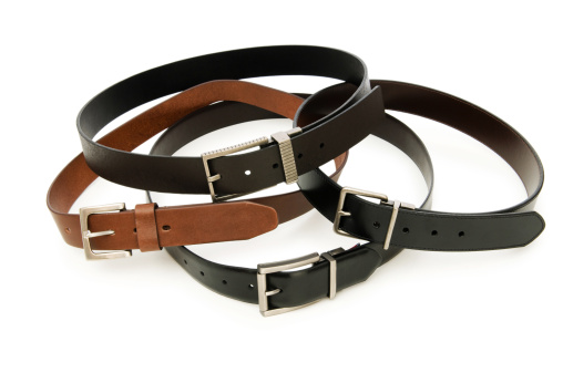 Belt「Leather belt isolated on the white background」:スマホ壁紙(3)