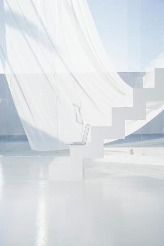 Curtain「Spain, Interior of living room」:スマホ壁紙(13)