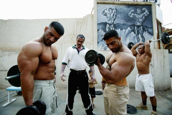 Baghdad「Iraq Bodybuilding Gym Named After Arnold Schwarzenegger」:写真・画像(4)[壁紙.com]