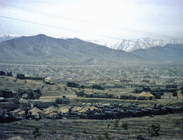 Russian Military「Invasion Of Afghanistan」:写真・画像(14)[壁紙.com]