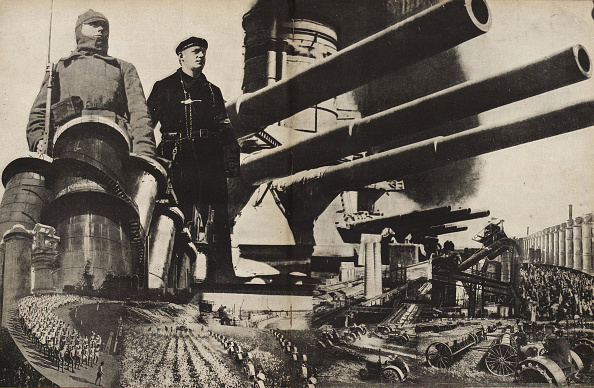 Image Montage「The Red Army  Illustration From Ussr Builds Socialism」:写真・画像(10)[壁紙.com]