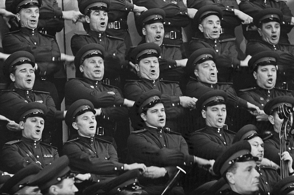 Russian Military「Red Army Choir」:写真・画像(14)[壁紙.com]