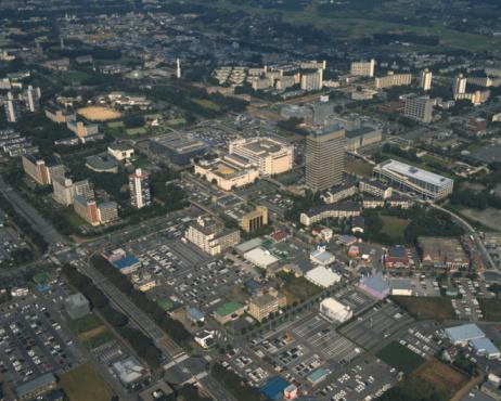 Ibaraki Prefecture「Tsukuba Science City, Tsukuba city, Ibaragi prefecture, Japan」:スマホ壁紙(8)