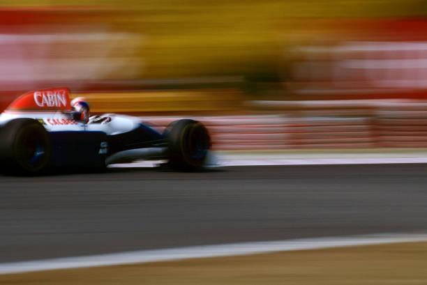 Japanese Formula One Grand Prix「Ukyo Katayama, Grand Prix Of Japan」:写真・画像(17)[壁紙.com]