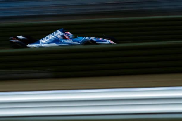 ハンガロリンク「Ukyo Katayama, Grand Prix Of Hungary」:写真・画像(19)[壁紙.com]