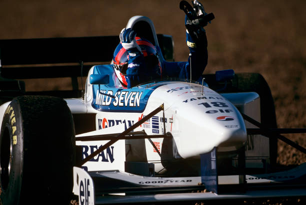 F1グランプリ「Ukyo Katayama, Grand Prix Of Argentina」:写真・画像(19)[壁紙.com]