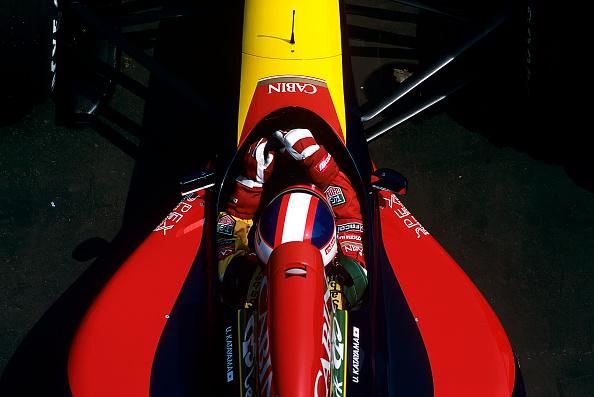 F1レース「Ukyo Katayama, Grand Prix Of Mexico」:写真・画像(12)[壁紙.com]