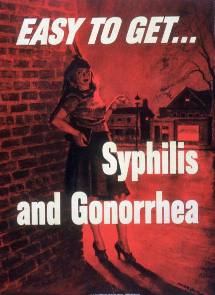 Brick Wall「'Easy To Get...Syphilis And Gonorrhea'」:写真・画像(6)[壁紙.com]