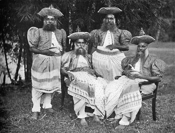 Beard「Singhalese Men Of High Rank」:写真・画像(15)[壁紙.com]