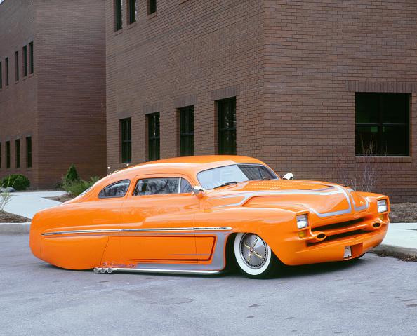 Customized「1950 Mercury Monarch Customised」:写真・画像(6)[壁紙.com]