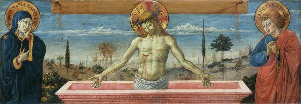 Preacher「Man Of Sorrows Between Virgin And Saint John The Evangelist」:写真・画像(15)[壁紙.com]