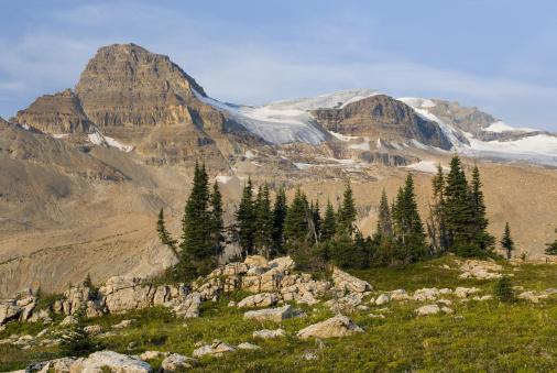 Yoho National Park「Isolated Peak from the Waterfall Valley, Yoho National Park, British Columbia, Canada」:スマホ壁紙(19)