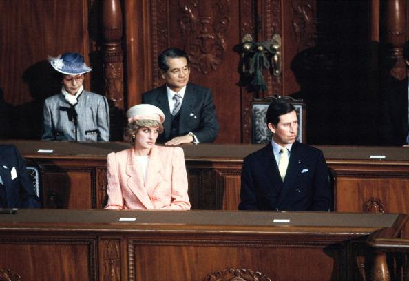 東京「Charles And Diana In Japan」:写真・画像(18)[壁紙.com]