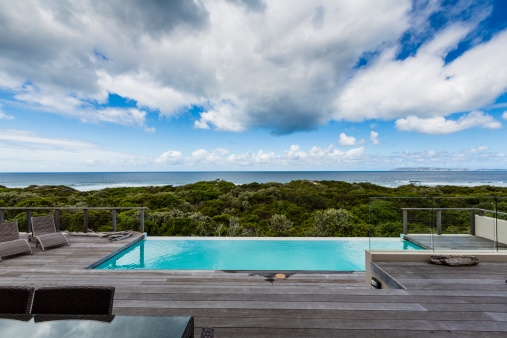 Infinity Pool「Luxury Villa Pool Deck」:スマホ壁紙(14)