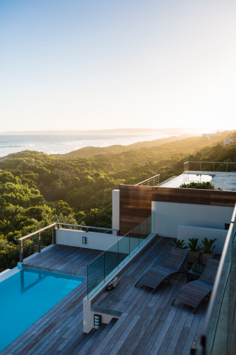 Chalet「Luxury Villa Pool Deck」:スマホ壁紙(9)