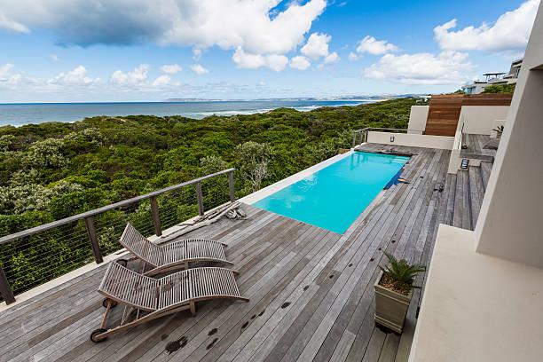 Luxury Villa Pool Deck:スマホ壁紙(壁紙.com)