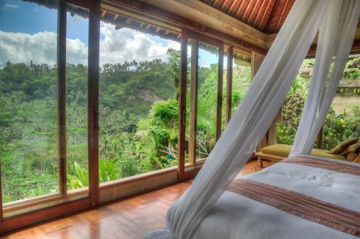 Tourism「Luxury Villa with jungle view」:スマホ壁紙(14)