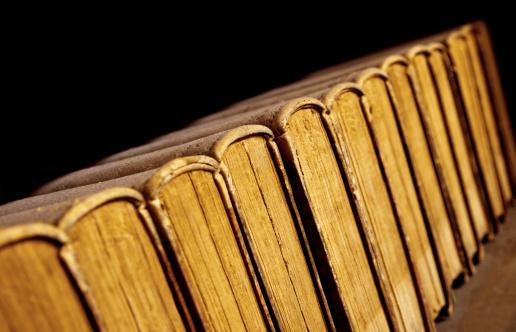 Roman「Antique Books」:スマホ壁紙(19)