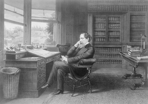 Home Office「Charles Dickens」:写真・画像(16)[壁紙.com]