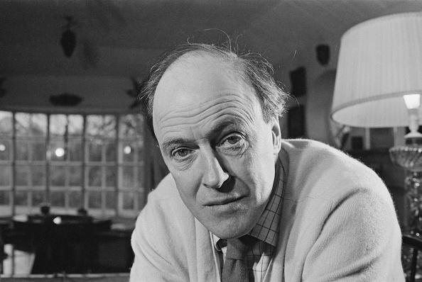 作家「Roald Dahl」:写真・画像(7)[壁紙.com]