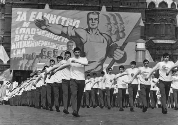 Former Soviet Union「Mayday In Moscow」:写真・画像(11)[壁紙.com]