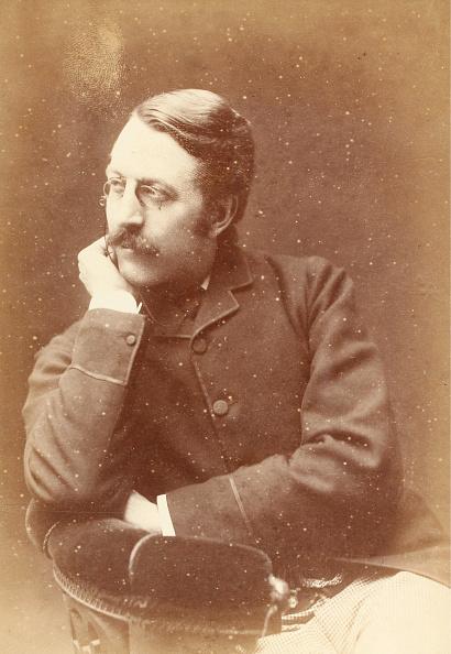 1880-1889「Portrait Of Charles Villiers Stanford」:写真・画像(11)[壁紙.com]