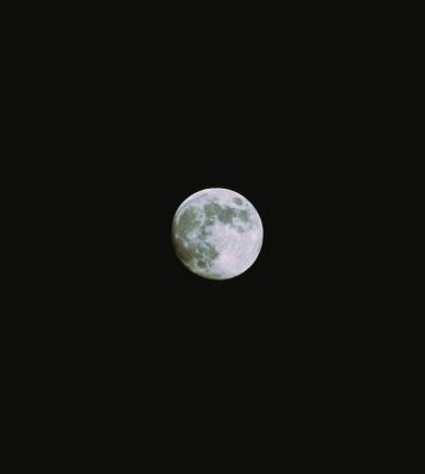 満月「Moon」:スマホ壁紙(18)