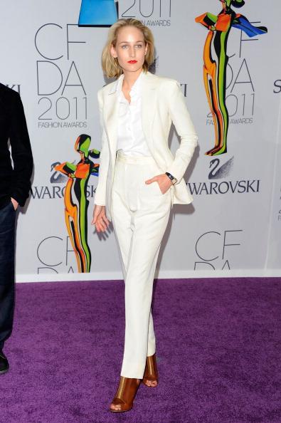 High Waist「2011 CFDA Fashion Awards - Arrivals」:写真・画像(13)[壁紙.com]