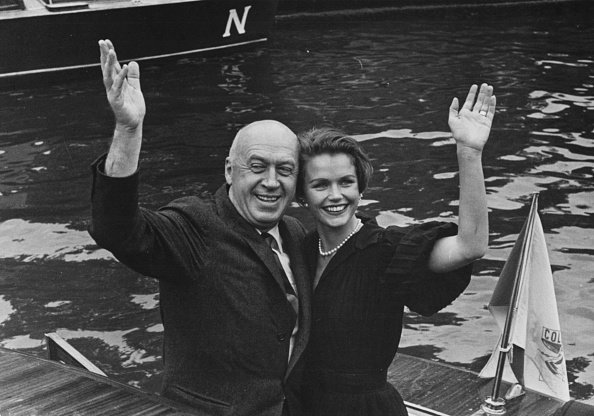 Venice International Film Festival「Lee Remick And Otto Preminger」:写真・画像(10)[壁紙.com]