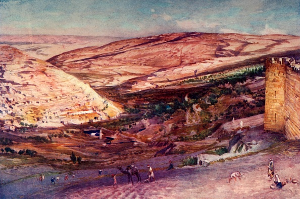 Horizon「Meeting Of The Valleys Of Hinnom And Jehoshaphat」:写真・画像(1)[壁紙.com]