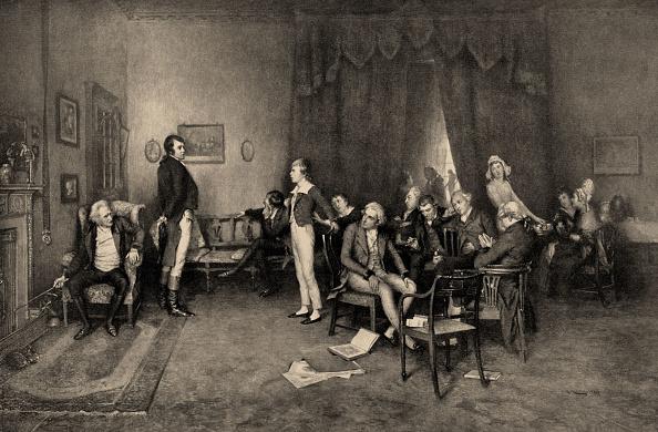 スコットランド文化「The Meeting of Burns and Scott」:写真・画像(0)[壁紙.com]