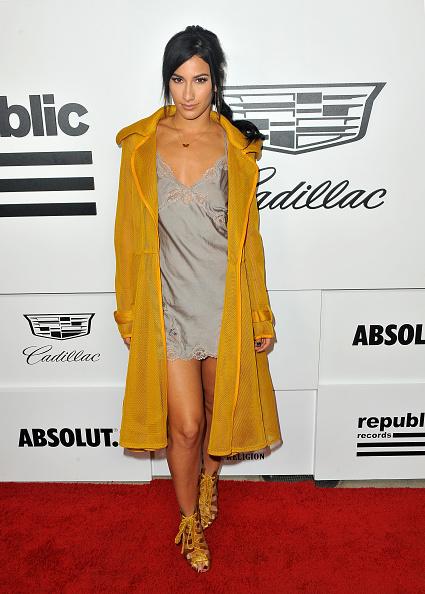 Yellow Coat「Republic Records And Cadillac Host VMA After-Party At Tao Restaurant - Red Carpet」:写真・画像(10)[壁紙.com]