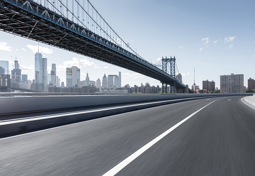 Elevated Road「Urban Road,NYC」:スマホ壁紙(10)