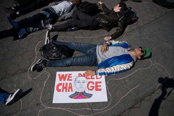 University「Students Across The Country Organize Walkouts In Protest Over Gun Violence」:写真・画像(7)[壁紙.com]