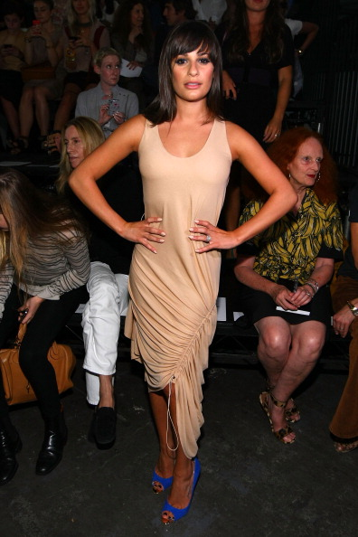 Spring Collection「Alexander Wang - Front Row - Spring 2012 Mercedes-Benz Fashion Week」:写真・画像(3)[壁紙.com]