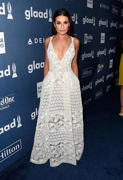 Elie Saab - Designer Label「Red Carpet - 27th Annual GLAAD Media Awards」:写真・画像(17)[壁紙.com]