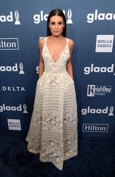 Elie Saab - Designer Label「Red Carpet - 27th Annual GLAAD Media Awards」:写真・画像(18)[壁紙.com]