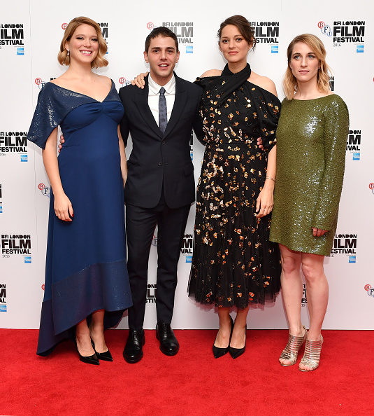 Christian Dior Shoe「'It's Only The End Of The World' - BFI Flare Special Presentation - 60th BFI London Film Festival」:写真・画像(17)[壁紙.com]