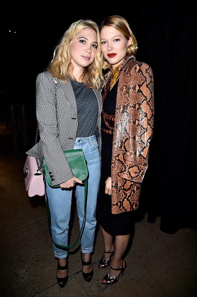 Spring Collection「Miu Miu : Arrivals - Paris Fashion Week Womenswear Spring/Summer 2016」:写真・画像(2)[壁紙.com]
